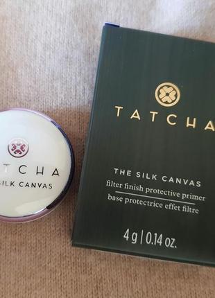 Люкс! шёлковый праймер (база) под макияж tatcha для лица и век