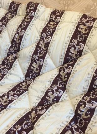 Красивые тёплые одеяла плотность 250 - евро, 2х и 1,5 спальные в ассортименте!