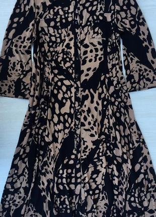 Шикарное платье ,платье халат большого размера