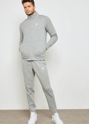 Спортивный костюм муж. nike fleece track suit (арт. 928125-063)