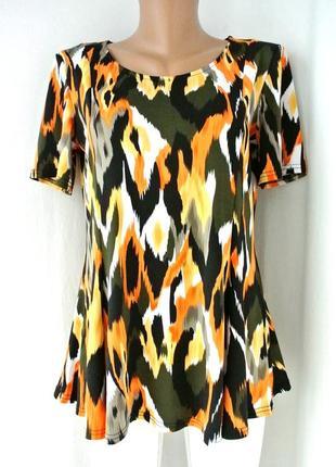 Оригинальная блузка anabelle. размер uk 12/eur38.