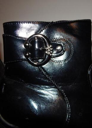 Зимние  ботинки  недорого