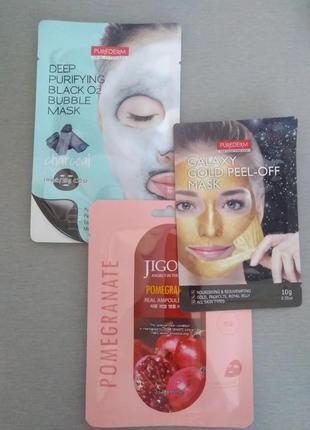 Набор корейских масок