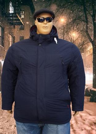 Fd century зимняя мужская куртка большого размера