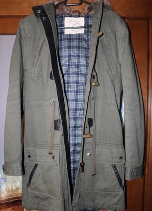 Куртка парка бренда firetrap (англия)