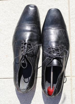 Классические туфли  нат.кожа memphis