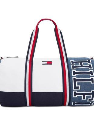 Спортивная сумка tommy hilfiger. оригинал. унисекс