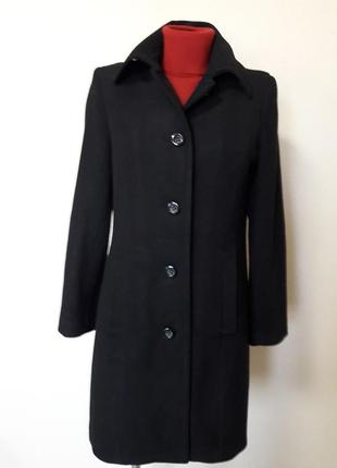 Стильное,деловое,строгое теплое,полушерстяное пальто blue motion