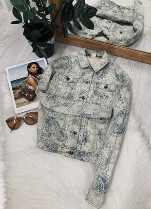 Джинсова куртка від roxy❤️❤️❤️