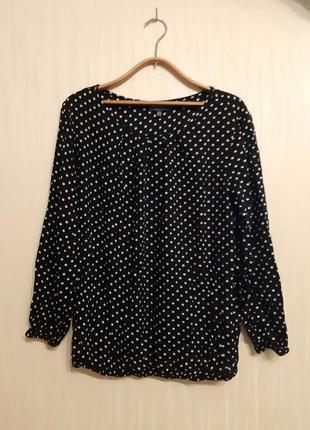 Рубашка блуза biaggini 100% вискоза