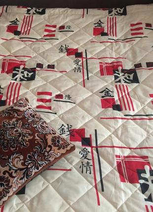 Красивые одеяла (летнее) покрывала плотность 60 - евро, 2х и 1,5 спальные в ассортименте!2 фото