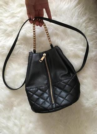 Стильная модная сумка кожзам , ексклюзивная