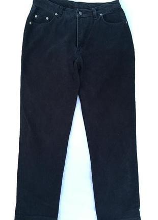 Черные мужские джинсы. размер 46-48.