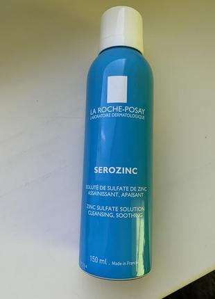 Ля рош скроцинк для жирной проблемной кожи serozinc термальная вода
