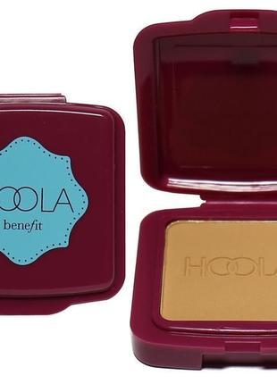 Hoola matte bronzer матирующая пудра-бронзатор для лица, 3 гр