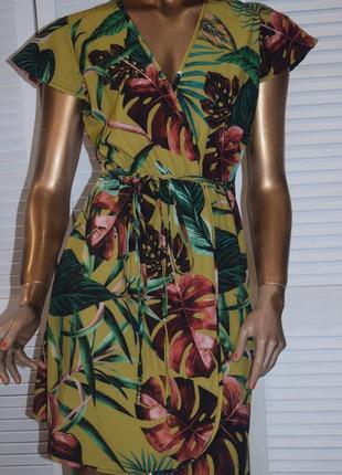 Платье на запах made in italy