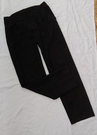 Школьные брюки, 13-14 лет, штаны для школы, в школу, форма f&f