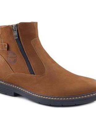 Стильные, зимние ботинки высокого качества