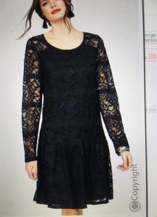 Гипюровое платье vila 38