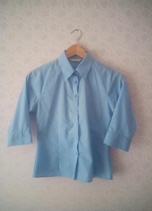 Класическая рубашка marks&spencer