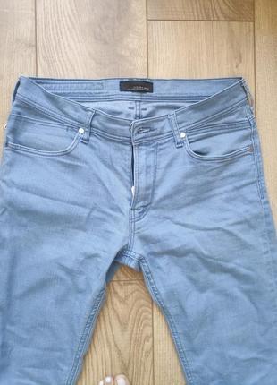 Мужские джинсы, штаны zara man