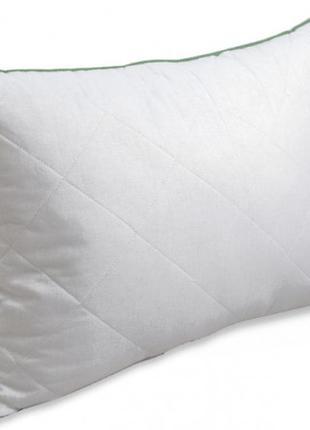 Подушка с наполнителем из бамбукового волокна