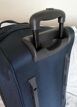 Дорожные сумки на больших колесах