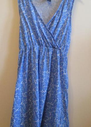Распродажа скидки огромный выбор!!!  платье h&m котон размер м