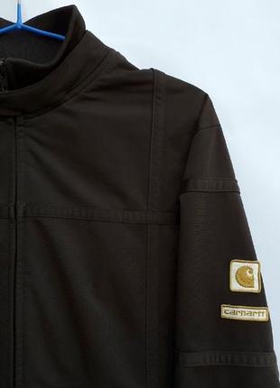 Ветровка бомбер carhartt wip jacket (м) кофта кархарт харик.