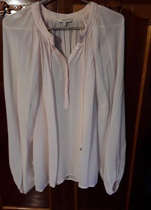 Шикарная блуза свободного кроя