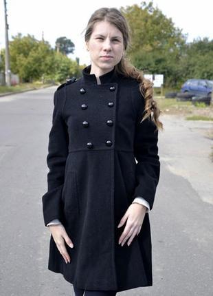 Новое шерстяное пальто от principles