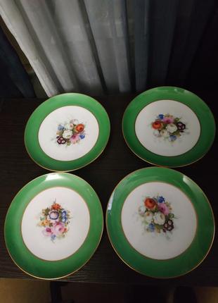 Сервизы тарелки