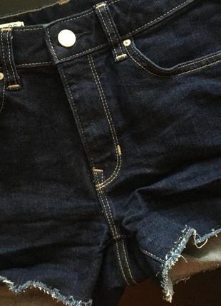 Джинсовые шорты gap zara levis bershka guess