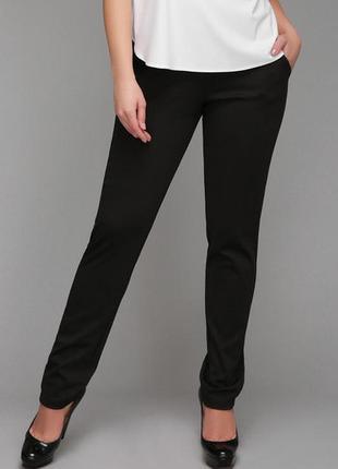 Отличные черные брюки charles vogele, об120-125