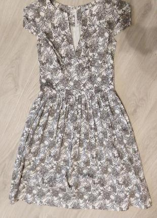 Плотное хлопковое платье jet 36/s