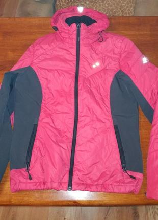 Куртка icepeak c капюшоном