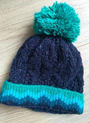 Вязаная шапка next 3-4г