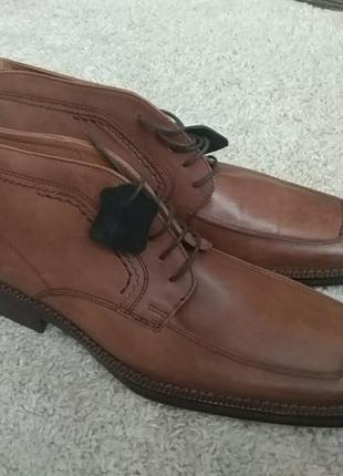 Ботинки чукка borelli  р-р 44