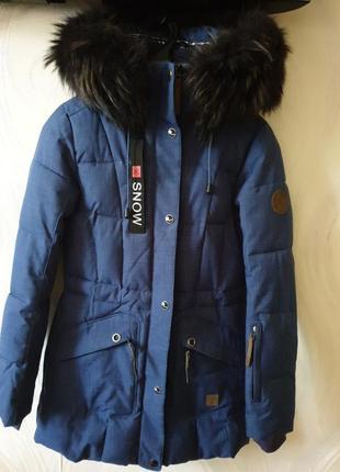 Термокуртка snow omni-heat