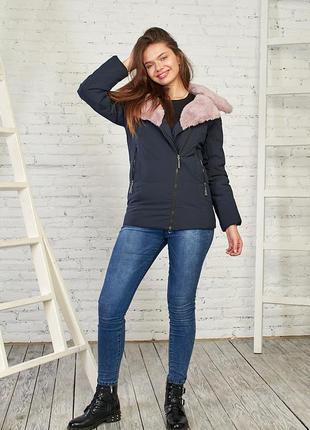 Зимняя женская куртка для стильных девушек