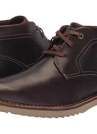 Ботинки демисезонные rockport cabot chukka boot