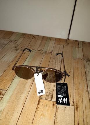 Оригинал! фирменные, солнцезащитные очки h&m