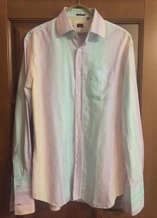 """Классная мужская рубашка """"paul smith """"."""