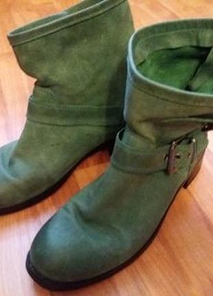 Сапоги демисезонные ботинки