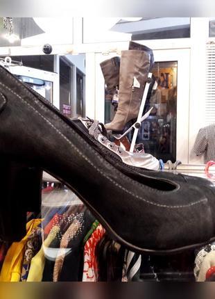 Кожаные туфли chester