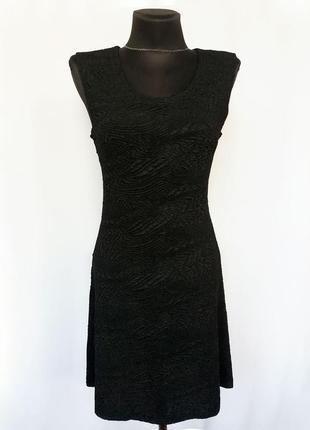 Распродажа. стильное платье sweet miss, розовое и черное. новое, р. 44-48