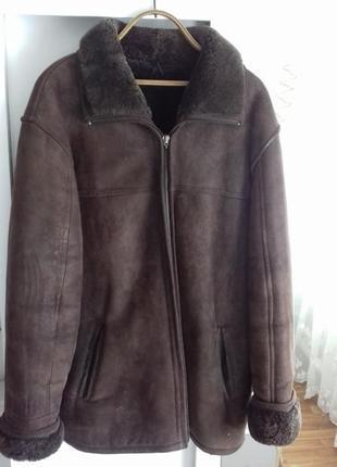 Натуральная дубленка - куртка