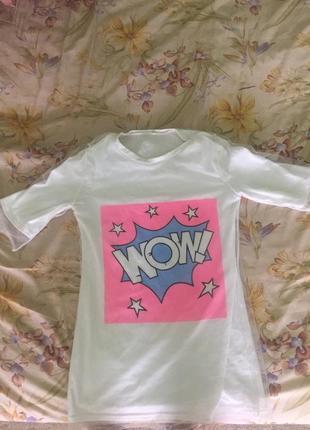 Платье/футболка