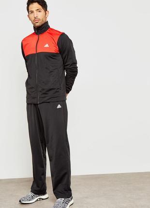 Спортивный костюм муж. adidas conjunto back 2 basics (арт. cy2308)