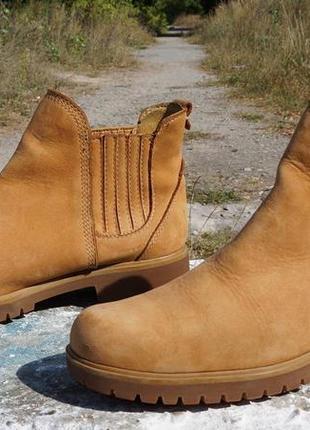 Шикарні черевики, ботінки timberland lyonsdale chelsea